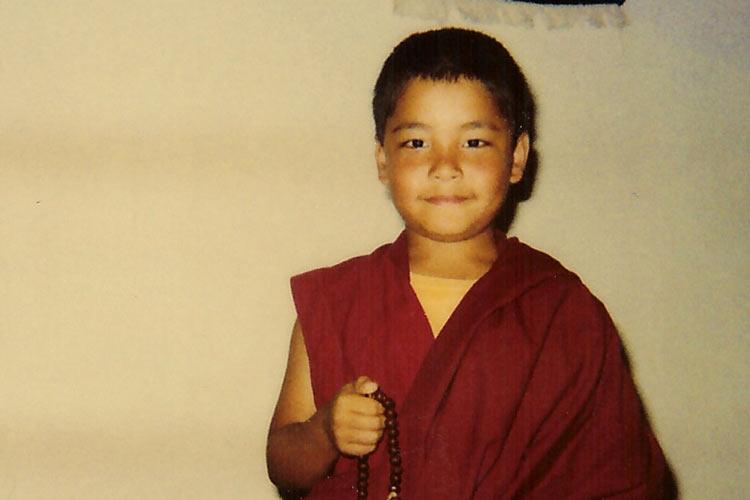 Khyungser Trichen Rinpoche